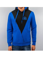 Triangle Hoody Blue/Blac...