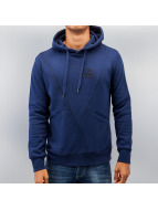 Triangle Hoody Navy Plai...