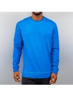 Just Rhyse trui Dye blauw