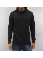 Turtleneck Sweatshirt Bl...