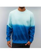 Two Tone Sweatshirt Blue...