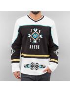 V-Neck Sweatshirt Black...