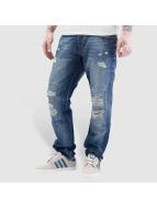 Just Rhyse Joona Straight Fit Jeans Blue