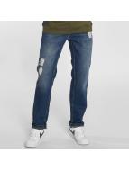 Just Rhyse Mattia Straight Fit Jeans Blue