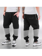 Just Rhyse Stepp Sweat Pants Black