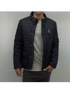 Just Rhyse Winter Jacket Quilted Base blue