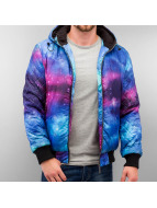 Just Rhyse Winter Jacket Galaxy colored