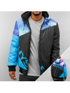 Just Rhyse Winter Jacket Galaxy Cross turquoise