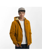 Just Rhyse Winterjacke Quilted braun