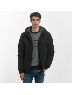 Just Rhyse Quilted Jacket Black