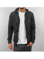 Just Rhyse Zip Hoodie World black