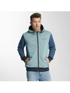 Just Rhyse Zip Hoodie Riverside blue