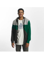 Just Rhyse Rusher Zip Hoody Anthracite/Green