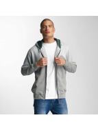 Just Rhyse Palo Verde Zip Hoody Light Grey