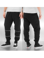 Zip Sweat Pants Black...