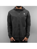 Zip Wind Hoody Anthracit...