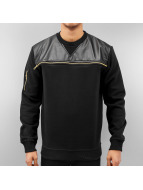 Zipper Sweatshirt Black...