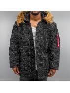K1X Зимняя куртка Polar K1X S черный