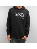 K1X Bluzy z kapturem Hardwood czarny