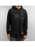K1X Bluzy z kapturem Grip Tag czarny