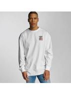 K1X Camiseta de manga larga YZY 2020 blanco