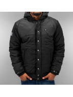 K1X Chaqueta de invierno Anchorage PU negro