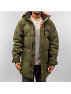 K1X Coats Goosebump Defender green