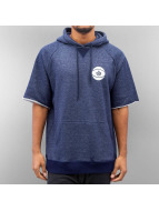 K1X Hoody All City Short Sleeve blau