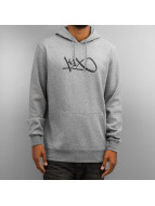 K1X Hoody Hardwood grijs