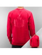 K1X Pullover Monochrome red