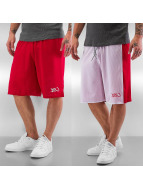 K1X shorts Hardwood Reversible Game Set rood