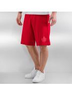 K1X Shorts Monochrome rouge