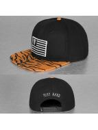 K1X snapback cap Roar Flag zwart