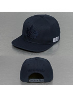 K1X Snapback Caps Leaf Mono sininen