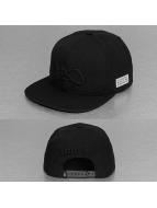 K1X Snapback Caps Tag Mono svart