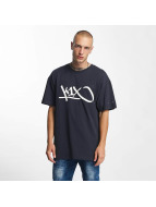 K1X T-shirt Ivery Sports Tag blå
