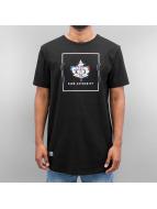 K1X T-Shirt Glitch Logo Long black