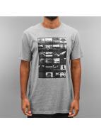 K1X T-Shirt NY Hoop grau