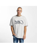 K1X T-Shirt Ivery Sports Tag grau