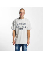 K1X Play Hard Basketball T-Shirt Stone