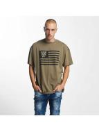 K1X T-shirt NOH Flag oliva