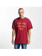 K1X Play Hard Basketball T-Shirt Tibetan Red
