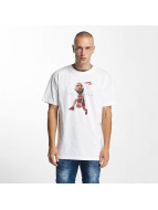 K1X T-Shirt T.Dot Dunk weiß