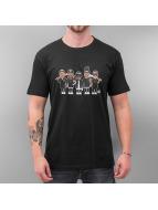 K1X t-shirt LT Attitude zwart