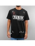 K1X t-shirt Frame zwart