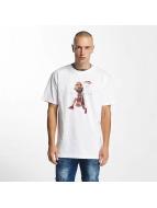 K1X T-Shirts T.Dot Dunk beyaz