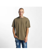 K1X T-Shirts Crest zeytin yeşili