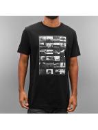 K1X T-Shirty NY Hoop czarny