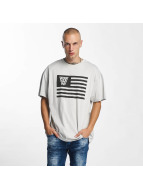 K1X T-Shirty NOH Flag szary