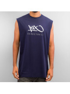 K1X Tank Tops Hardwood Sleeveless sininen